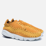 Мужские кроссовки Nike Air Footscape Woven NM Desert Ochre/Desert Ochre/Gold Dart фото- 2