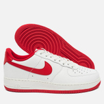 Мужские кроссовки Nike Air Force 1 Low Retro Summit White/University Red фото- 2