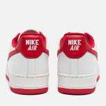 Мужские кроссовки Nike Air Force 1 Low Retro Summit White/University Red фото- 3