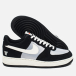 Мужские кроссовки Nike Air Force 1 '07 Black Sail/Wolf Grey фото- 2