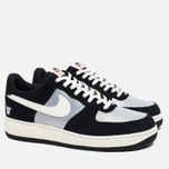 Мужские кроссовки Nike Air Force 1 '07 Black Sail/Wolf Grey фото- 1