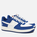 Мужские кроссовки Nike Air Force 1 '07 Deep Royal Blue Sail фото- 1