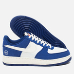 Мужские кроссовки Nike Air Force 1 '07 Deep Royal Blue Sail фото- 2