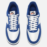 Мужские кроссовки Nike Air Force 1 '07 Deep Royal Blue Sail фото- 4