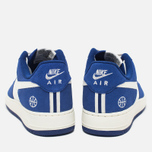 Мужские кроссовки Nike Air Force 1 '07 Deep Royal Blue Sail фото- 5
