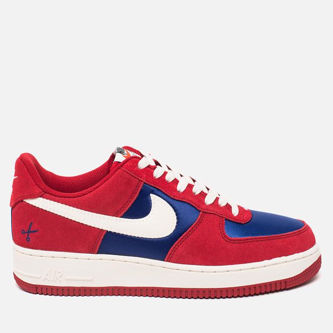 Мужские кроссовки Nike Air Force 1 '07 Gym Red Sail