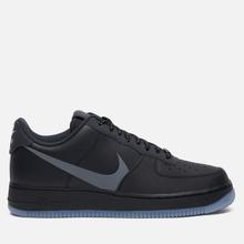 Мужские кроссовки Nike Air Force 1 '07 LV8 3 Black/Silver Lilac/Anthracite/White фото- 3