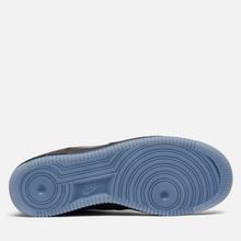 Мужские кроссовки Nike Air Force 1 '07 LV8 3 Black/Silver Lilac/Anthracite/White фото- 4