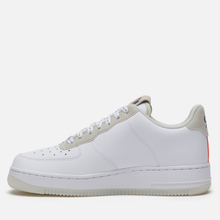 Мужские кроссовки Nike Air Force 1 '07 LV8 3 White/Total Orange/Summit White/Black фото- 5