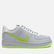 Мужские кроссовки Nike Air Force 1 '07 LV8 3 Wolf Grey/Ghost Green/Photon Dust/Black фото- 3