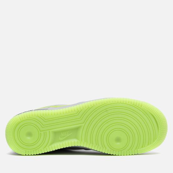Мужские кроссовки Nike Air Force 1 '07 LV8 3 Wolf Grey/Ghost Green/Photon Dust/Black