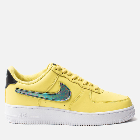 Мужские кроссовки Nike Air Force 1 '07 LV8 3 Yellow Pulse/Black/White/White