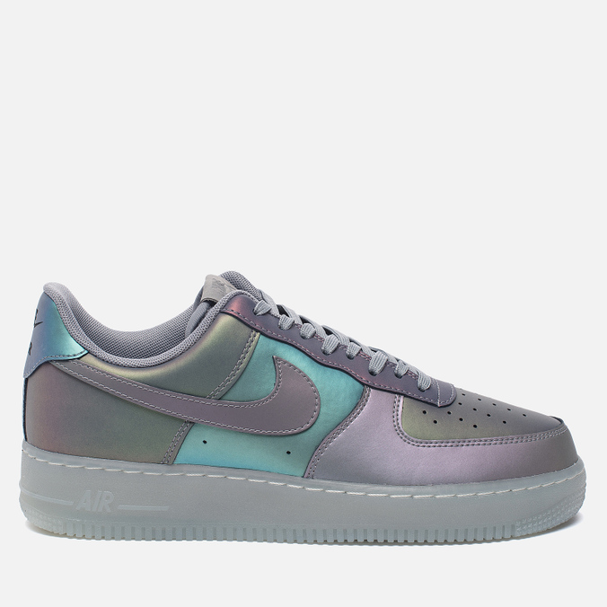 Мужские кроссовки Nike Air Force 1 '07 LV8 Anthracite/Anthracite/Stealth