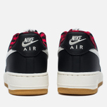 Мужские кроссовки Nike Air Force 1 '07 LV8 Black/Sail/Action Red/Gum Light Brown фото- 5