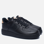 Мужские кроссовки Nike Air Force 1 '07 LV8 Black/Vachetta Tan фото- 1