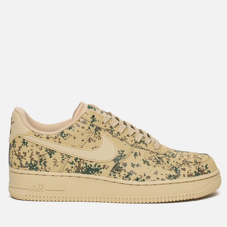 Мужские кроссовки Nike Air Force 1 '07 LV8 Team Gold/Team Gold/Golden Beige