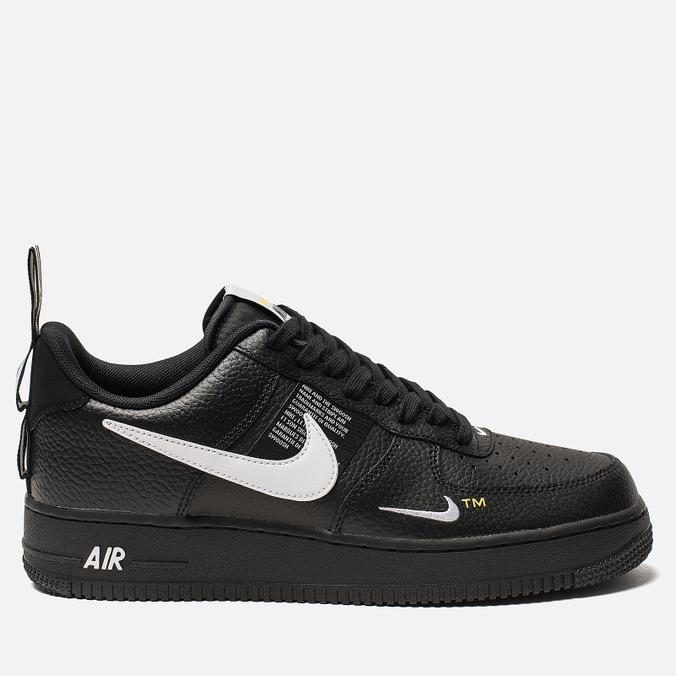f847b2e0 Мужские кроссовки Nike Air Force 1 '07 LV8 Utility Black/White/Black ...