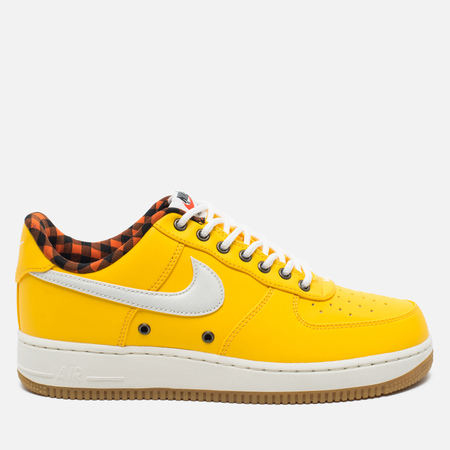 Nike Air Force 1 '07 LV8 Men's Sneakers Volt/White