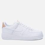 Мужские кроссовки Nike Air Force 1 '07 LV8 White/Vachetta Tan фото- 0