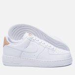 Мужские кроссовки Nike Air Force 1 '07 LV8 White/Vachetta Tan фото- 2
