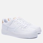 Мужские кроссовки Nike Air Force 1 '07 LV8 White/Vachetta Tan фото- 1