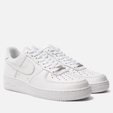 Мужские кроссовки Nike Air Force 1 '07 White фото- 0