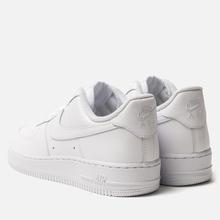 Мужские кроссовки Nike Air Force 1 '07 White фото- 2