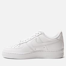 Мужские кроссовки Nike Air Force 1 '07 White фото- 5