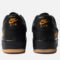 Мужские кроссовки Nike Air Force 1 Gore-Tex Black/Black/Light Carbon/Bright Ceramic фото - 2