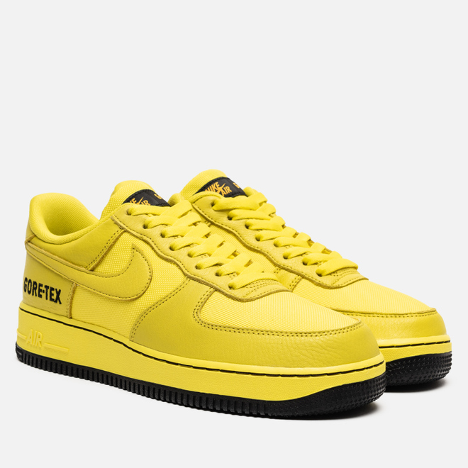 Мужские кроссовки Nike Air Force 1 Gore-Tex Dynamic Yellow/Black
