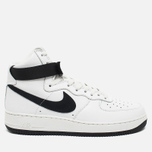 Мужские кроссовки Nike Air Force 1 Hi Retro QS Summit White/Black фото- 0
