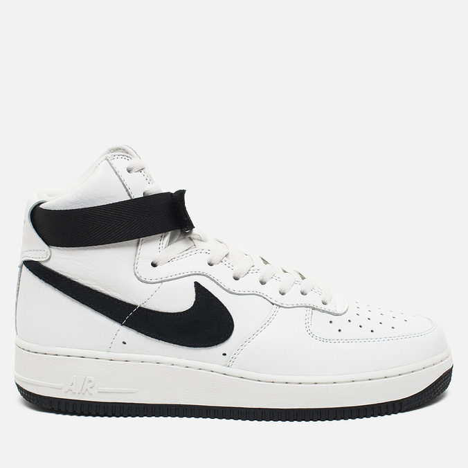 Мужские кроссовки Nike Air Force 1 Hi Retro QS Summit White/Black