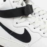 Мужские кроссовки Nike Air Force 1 Hi Retro QS Summit White/Black фото- 3