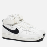 Мужские кроссовки Nike Air Force 1 Hi Retro QS Summit White/Black фото- 4