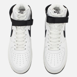Мужские кроссовки Nike Air Force 1 Hi Retro QS Summit White/Black фото- 5