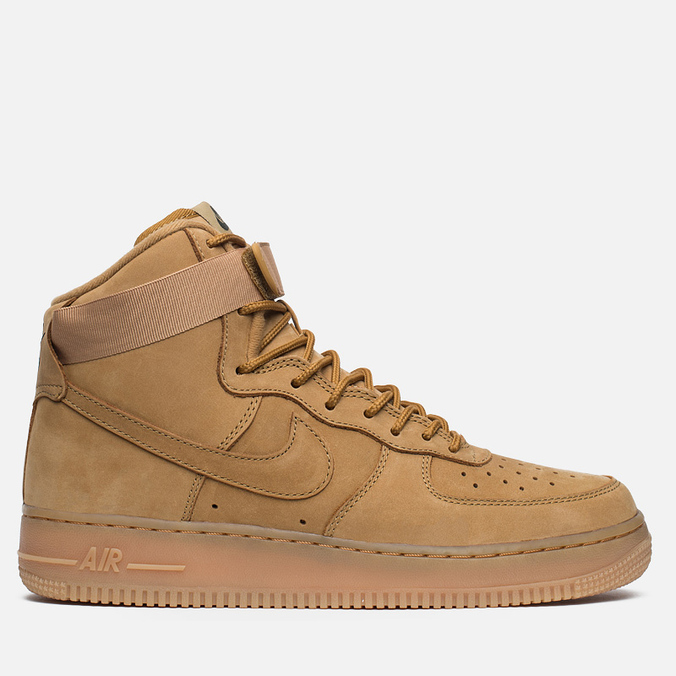 Nike Air Force 1 High 07 LV8 Wheat Pack Men's Sneakers Flax Green