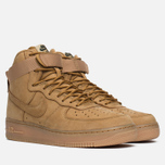 Nike Air Force 1 High 07 LV8 Wheat Pack Men's Sneakers Flax Green photo- 1