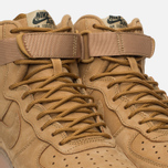 Nike Air Force 1 High 07 LV8 Wheat Pack Men's Sneakers Flax Green photo- 4