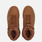 Мужские кроссовки Nike Air Force 1 High 07 WB Flax/Wheat/Gum Light Brown/Black фото - 5
