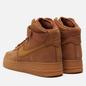 Мужские кроссовки Nike Air Force 1 High 07 WB Flax/Wheat/Gum Light Brown/Black фото - 0