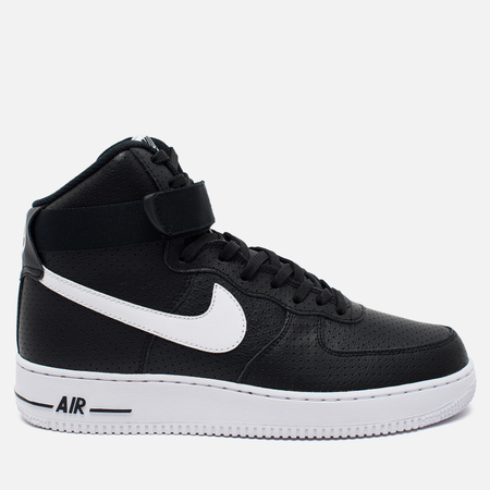 Nike Air Force 1 High Men's Sneakers Black/White