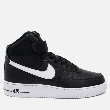 Nike Air Force 1 High Men's Sneakers Black/White