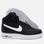 Nike Air Force 1 High Men's Sneakers Black/White photo- 2