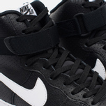 Nike Air Force 1 High Men's Sneakers Black/White photo- 5