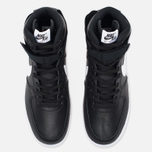 Nike Air Force 1 High Men's Sneakers Black/White photo- 4