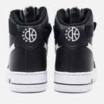 Nike Air Force 1 High Men's Sneakers Black/White photo- 3
