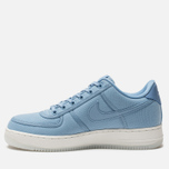 Мужские кроссовки Nike Air Force 1 Low Retro QS Canvas December Sky/December Sky/Off White фото- 1