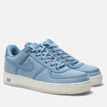 Мужские кроссовки Nike Air Force 1 Low Retro QS Canvas December Sky/December Sky/Off White фото- 3