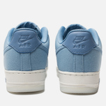 Мужские кроссовки Nike Air Force 1 Low Retro QS Canvas December Sky/December Sky/Off White фото- 4