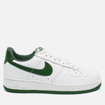 Мужские кроссовки Nike Air Force 1 Low Retro Summit White/Forest Green фото- 0